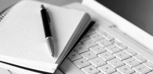 Писання від руки сліпий метод друку